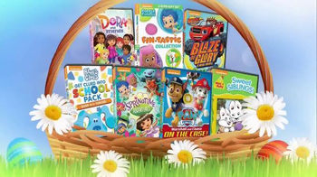 Nickelodeon Spring Essentials DVDS TV Spot, \'Your Favorite Shows\'