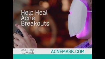 illuMask Acne Mask TV Spot, 'A Brand-New Way to Eliminate Acne'