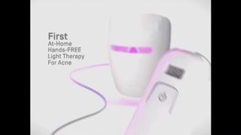 illuMask Acne Mask TV Spot, 'A Brand-New Way to Eliminate Acne' - Thumbnail 1