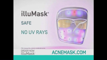 illuMask Acne Mask TV Spot, 'A Brand-New Way to Eliminate Acne' - Thumbnail 5