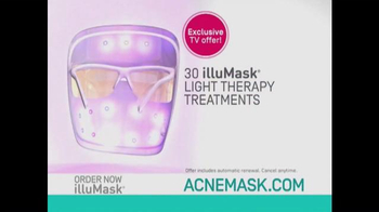 illuMask Acne Mask TV Spot, 'A Brand-New Way to Eliminate Acne' - Thumbnail 7