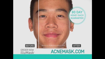 illuMask Acne Mask TV Spot, 'A Brand-New Way to Eliminate Acne' - Thumbnail 8