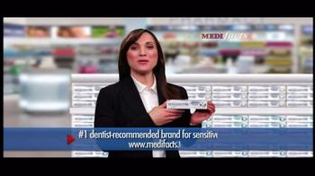 Sensodyne Repair & Protect Whitening TV Spot, 'MediFacts: Protection' - Thumbnail 10