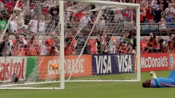 U.S. Soccer Players TV Spot, 'Make History' Feat. Clint Dempsey, Tim Howard - Thumbnail 3
