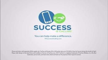 TracFone TV Spot, 'Dress for Success' - Thumbnail 10