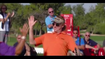 Lamkin Wrap-Tech Golf Grips TV Spot, 'Maximum Comfort and Control'