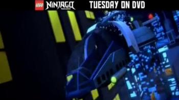 LEGO Ninjago: Battle for New Ninjago City DVD TV Spot - Thumbnail 2