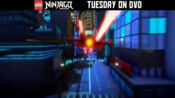 LEGO Ninjago: Battle for New Ninjago City DVD TV Spot - Thumbnail 3