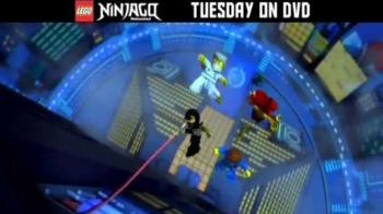 LEGO Ninjago: Battle for New Ninjago City DVD TV Spot - Thumbnail 6