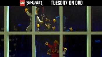 LEGO Ninjago: Battle for New Ninjago City DVD TV Spot - Thumbnail 7