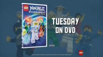 LEGO Ninjago: Battle for New Ninjago City DVD TV Spot - Thumbnail 8