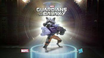 Guardians of The Galaxy Big Blastin' Rocket Raccoon TV Spot, 'Rocket Time!'