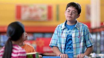 Walmart TV Spot, 'Shopping with Kids: Box Tops' [Spanish] - Thumbnail 3