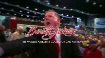 Barrett-Jackson TV Spot, 'Join the Conversation' - Thumbnail 1