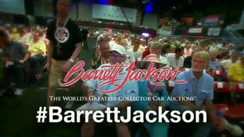 Barrett-Jackson TV Spot, 'Join the Conversation' - Thumbnail 3
