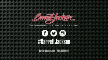 Barrett-Jackson TV Spot, 'Join the Conversation' - Thumbnail 7