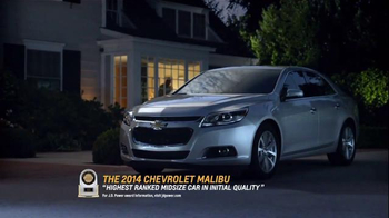 2014 Chevrolet Malibu TV Spot, 'The Car for the Richest Guys on Earth' - Thumbnail 10