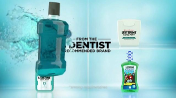 Listerine TV Spot, 'Beyond Brushing' - Thumbnail 10