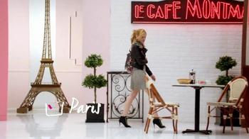 Candie's TV Spot, 'Bella's Favorite Things: Paris!' Ft. Bella Thorne - Thumbnail 3
