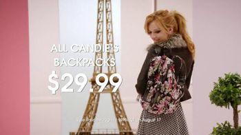 Candie's TV Spot, 'Bella's Favorite Things: Paris!' Ft. Bella Thorne - 1 commercial airings