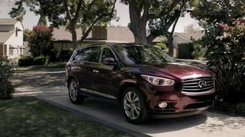 Infiniti QX60 TV Spot, 'Backing Up' - 4658 commercial airings