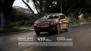 Infiniti QX60 TV Spot, 'Backing Up' - Thumbnail 9
