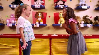 Build-A-Bear Workshop Disney Palace Pets TV Spot, 'Belle and Rapunzel'