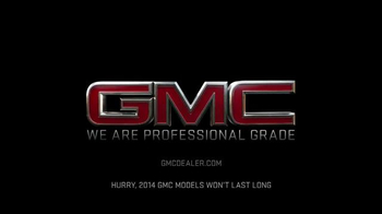 2014 GMC Sierra 1500 Crew Cab TV Spot, 'GMC Summer Selldown' - Thumbnail 6
