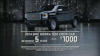 2014 GMC Sierra 1500 Crew Cab TV Spot, 'GMC Summer Selldown' - Thumbnail 5