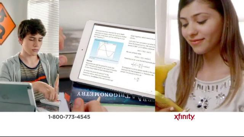 Xfinity X1 Triple Play TV Commercial, 'Get Your Geek On' Song by will i am  - Video