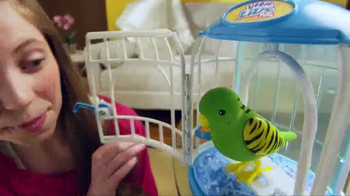 Little Live Pets Bird TV Spot, 'Feel Real' - Thumbnail 2