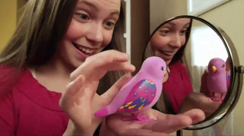 Little Live Pets Bird TV Spot, 'Feel Real' - Thumbnail 4