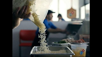 Domino's Pizza TV Spot, 'Reverse Logic' - 5423 commercial airings