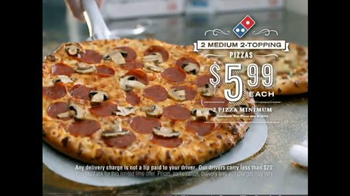 Domino's Pizza TV Spot, 'Reverse Logic' - Thumbnail 8