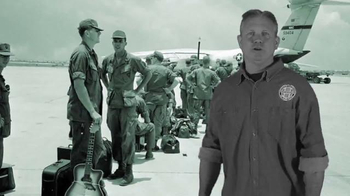 Vietnam Veterans of America TV Spot, 'Join VVA' Featuring Tony Becker