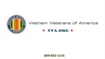 Vietnam Veterans of America TV Spot, 'Join VVA' Featuring Tony Becker - Thumbnail 8