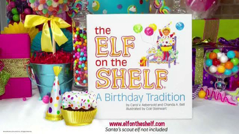 Elf on the Shelf A Birthday Tradition TV Spot
