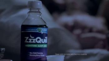 Vicks ZzzQuil TV Spot, 'Sólo Para Dormir' [Spanish] - Thumbnail 1