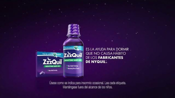 Vicks ZzzQuil TV Spot, 'Sólo Para Dormir' [Spanish] - Thumbnail 9