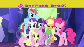 My Little Pony Friendship is Magic: The Keys of Friendship DVD TV Spot