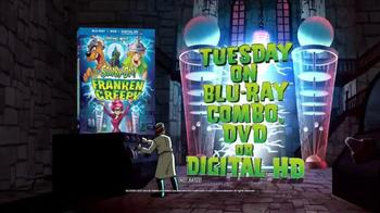 Scooby-Doo! Franken Creepy Blu-ray, DVD, Digital HD TV Spot - Thumbnail 9