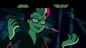 Scooby-Doo! Franken Creepy Blu-ray, DVD, Digital HD TV Spot - 283 commercial airings
