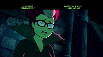 Scooby-Doo! Franken Creepy Blu-ray, DVD, Digital HD TV Spot - Thumbnail 5