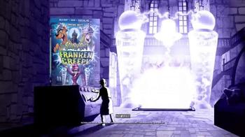 Scooby-Doo! Franken Creepy Blu-ray, DVD, Digital HD TV Spot - Thumbnail 8
