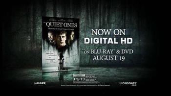 The Quiet Ones Digital HD, Blu-ray & DVD TV Spot - Thumbnail 7