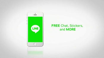 Line App TV Spot, 'Be the First' Featuring Ariana Grande - Thumbnail 10