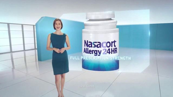 Nasacort Allergy 24HR TV Spot, 'Relief You Need' - Thumbnail 3