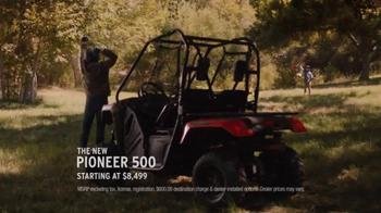 2015 Honda Pioneer 500 TV Spot, 'Recovery Mission' - Thumbnail 10