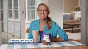 Lactaid Ice Cream TV Spot Featuring Melissa d'Arabian - 719 commercial airings