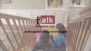 SAMHSA TV Spot, 'Talk. They Hear You: Mom's Thoughts' - Thumbnail 8